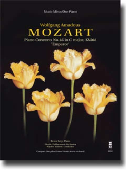 Piano-Concerto-No-25-In-C-Major-KV503-Olympian-or-Emperor-Mozart-Wolfgang-Ama